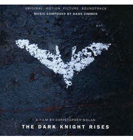 Hans Zimmer – The Dark Knight Rises OST LP (2020 Reissue), Deluxe,Limited, Numbered, Reissue, Clear, Blue & Red Marble (Music On Vinyl)