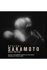 Ryuichi Sakamoto, Brussels Philharmonic Conducted By Dirk Brossé – Music For Film 2LP (2019 Reissue)