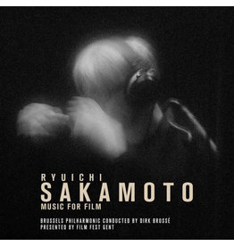 Ryuichi Sakamoto, Brussels Philharmonic Conducted By Dirk Brossé ‎– Music For Film 2LP (2019 Reissue)