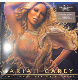 Mariah Carey ‎– The Emancipation Of Mimi 2LP (2020 U.S. Reissue, 15th Anniversary Edition)