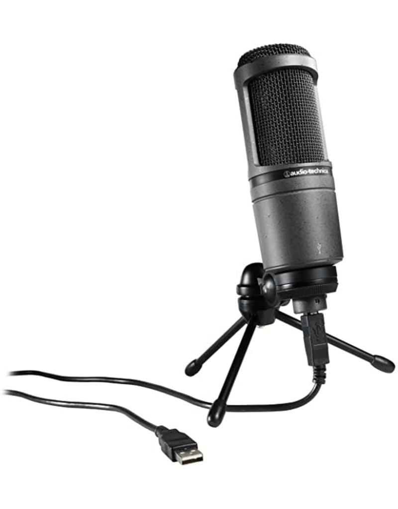 AUDIO TECHNICA AUDIO TECHNICA AT2020USB+ COND. MIC