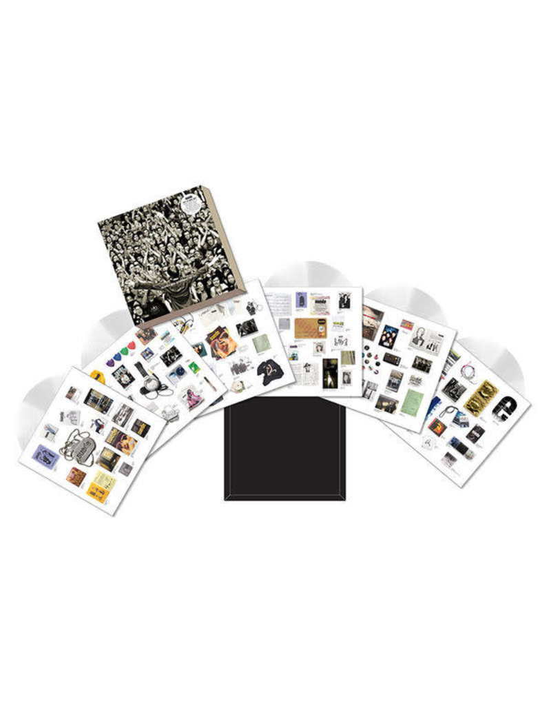 Suede – The Best Of Suede: Beautiful Ones 1992 - 2018 6LP BOX SET, White Vinyl, 180g