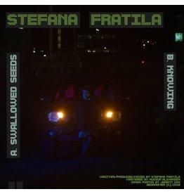 "TN Stefana Fratila – Swallowed Seeds/Knowing 7"" (2018)"