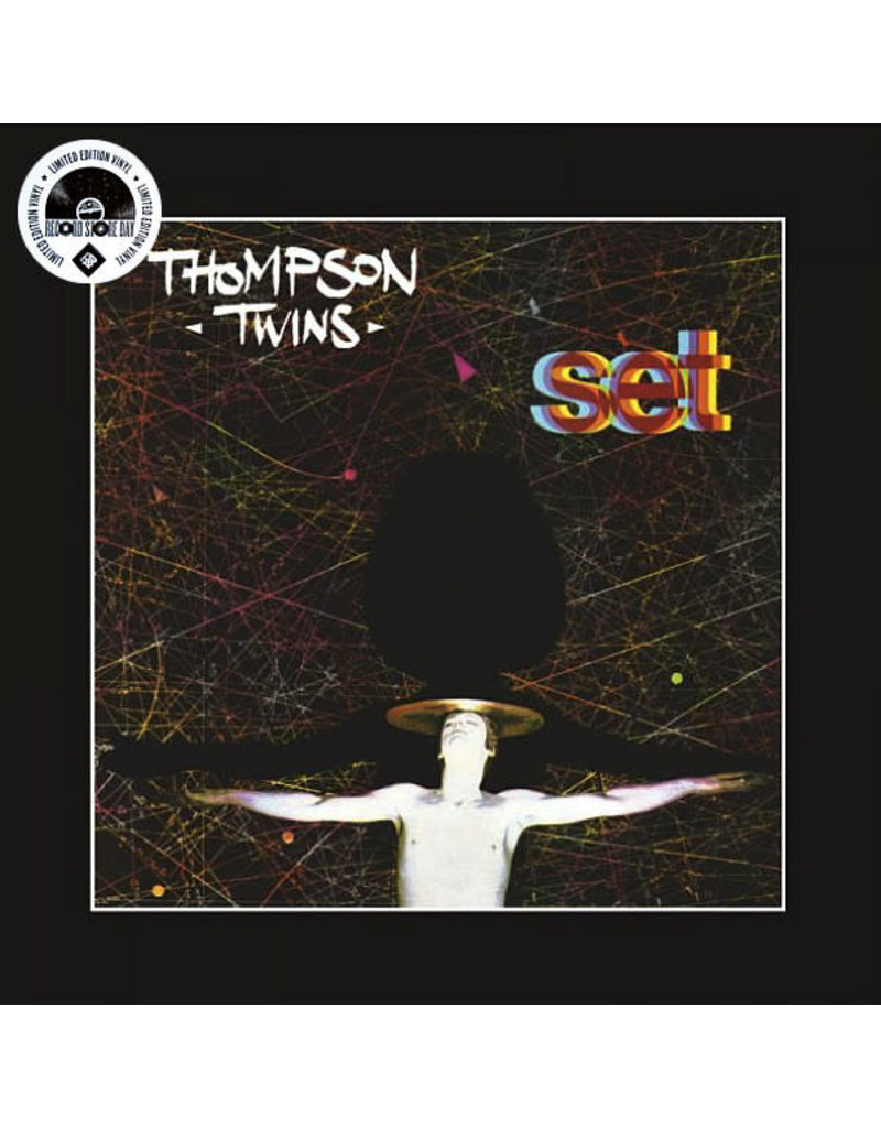 "EL Thompson Twins – Set LP+12"" [RSD2016], Reissue, Red Opaque, 180g"