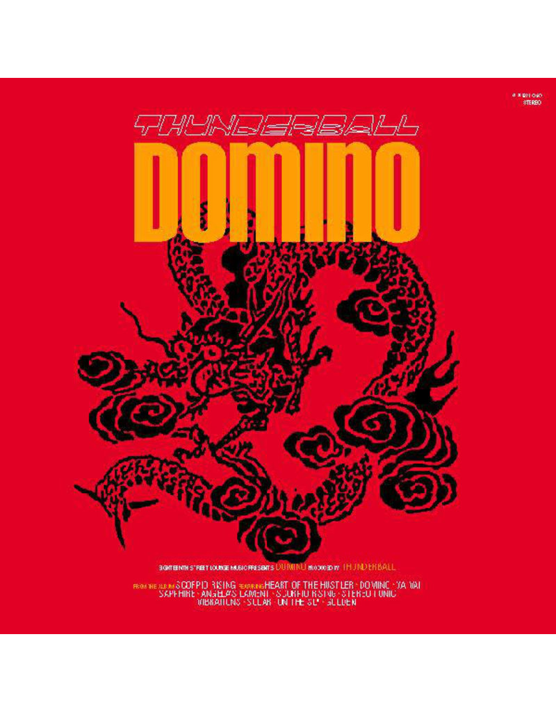 "EL Thunderball – Domino 12"" (2003)"