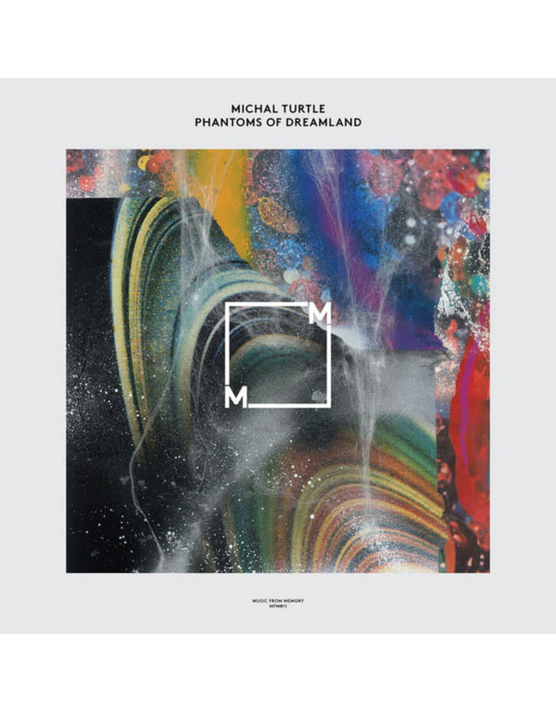 EL Michal Turtle – Phantoms Of Dreamland 2LP (2016 Compilation)