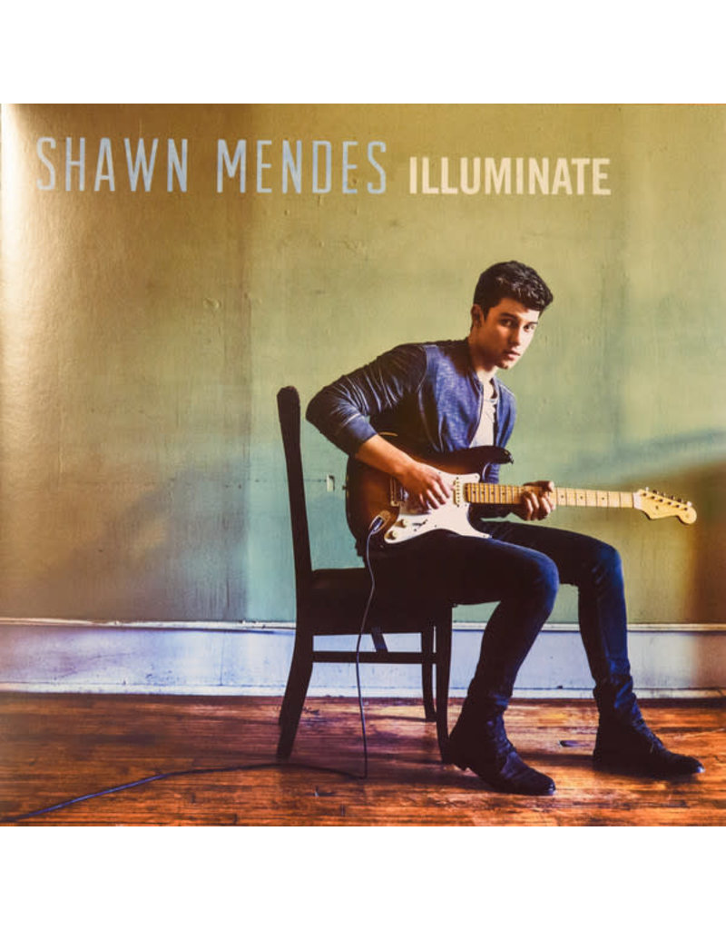 RK Shawn Mendes – Illuminate LP (2016)