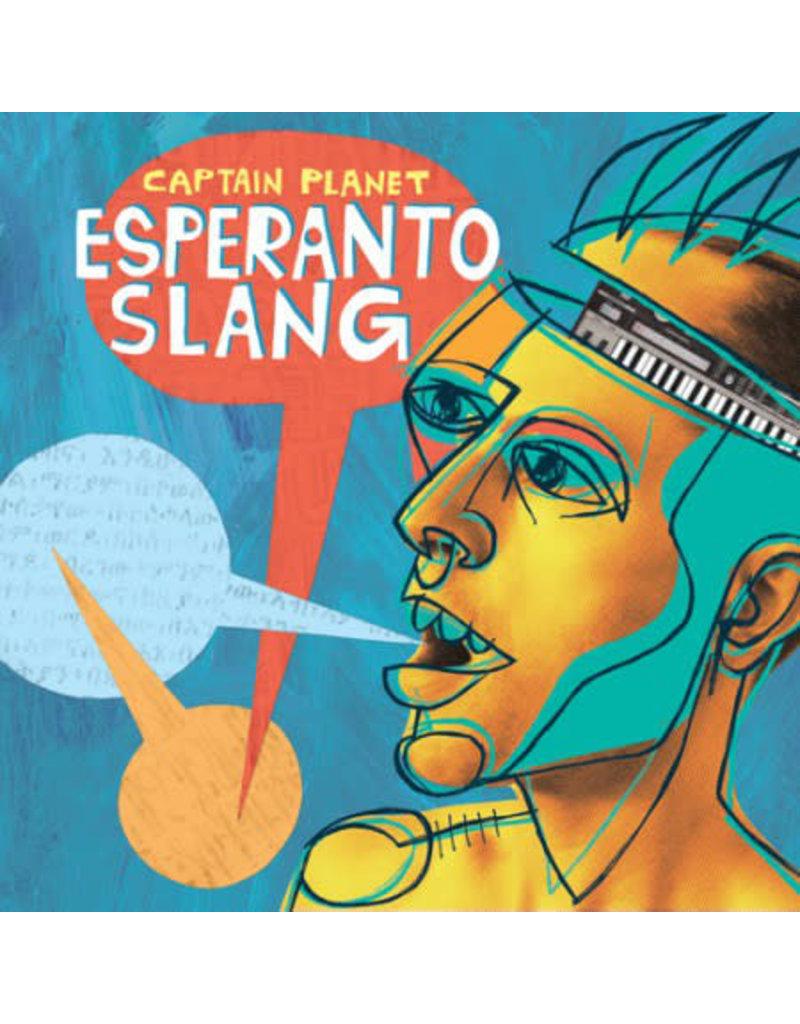 EL Captain Planet – Esperanto Slang 2LP (2014)