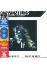 EL Tangerine Dream – Livemiles (Tangerine Dream In Concert) 2LP [RSDBF2018], Limited 2000, Translucent Blue