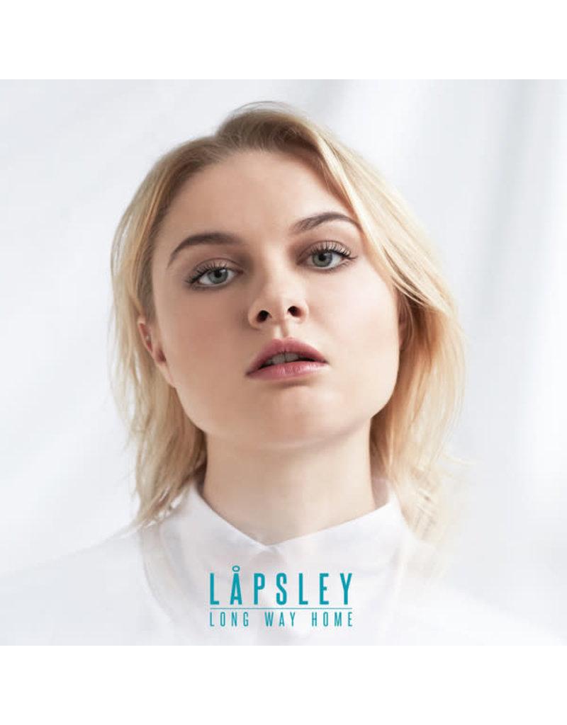 EL Lapsley – Long Way Home LP (2016)