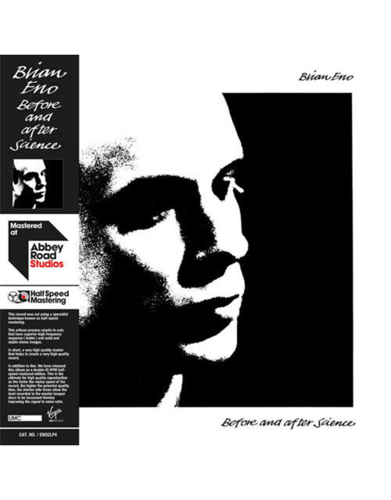 """EL Brian Eno – Before And After Science 2x12"""" (2017 Reissue), Limited Edition"""