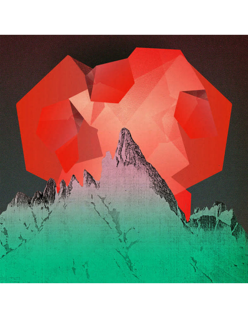 EL Mitch Von Arx ‎– Pyramids 2LP (2018) Limited Edition, Green