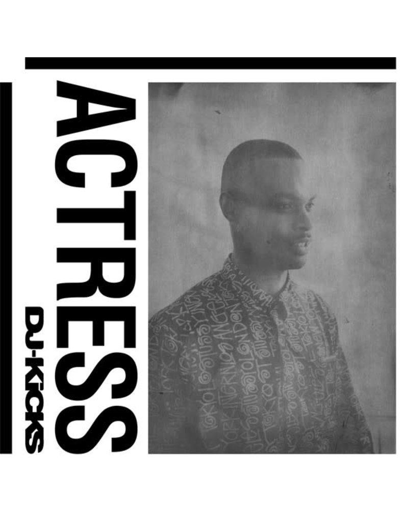 EL ACTRESS - DJ KICKS 2LP+CD
