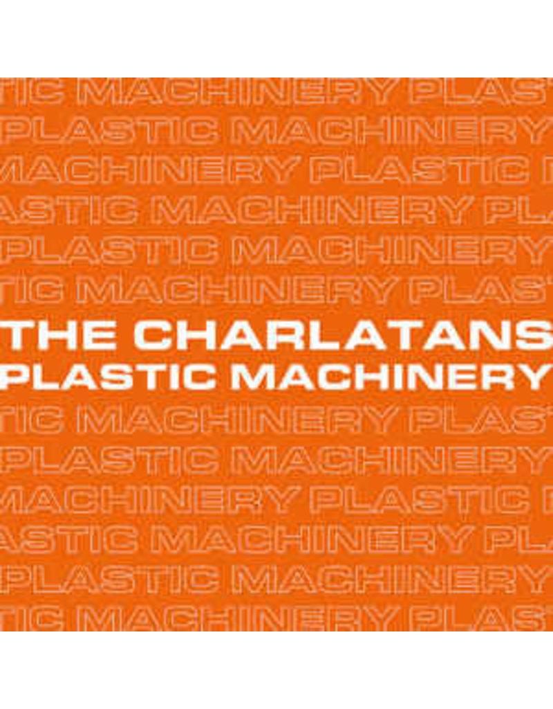 "RK The Charlatans – Plastic Machinery 7"" [RSDBF2017], Limited 850"