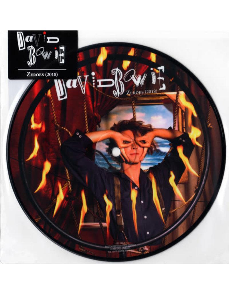 "RK David Bowie – Zeroes 7"" (2018), Picture Disc"