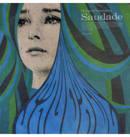EL Thievery Corporation ‎– Saudade LP (2014)