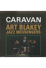 JZ Art Blakey And The Jazz Messengers – Caravan LP (Reissue)