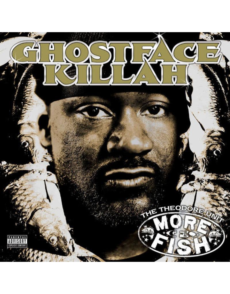 HH Ghostface Killah – More Fish 2LP (Reissue)