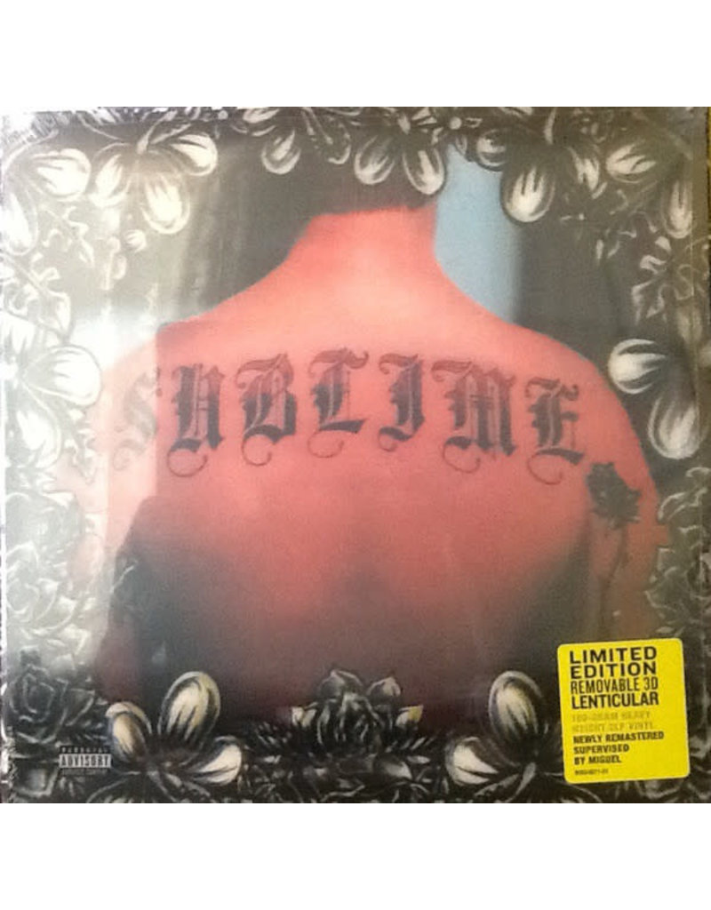 RK Sublime - S/T 2LP, Limited Edition, Lenticular Cover