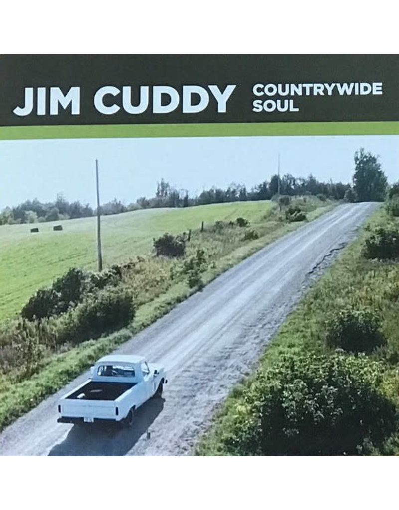 "Jim Cuddy – Countrywide Soul 7"" [RSD2019], Limited Edition"