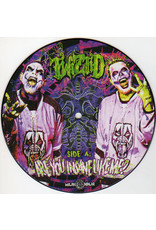 """Twiztid – Are You Insane Like Me? 7""""[RSD2016], Limited Edition, Numbered, Picture Disc"""