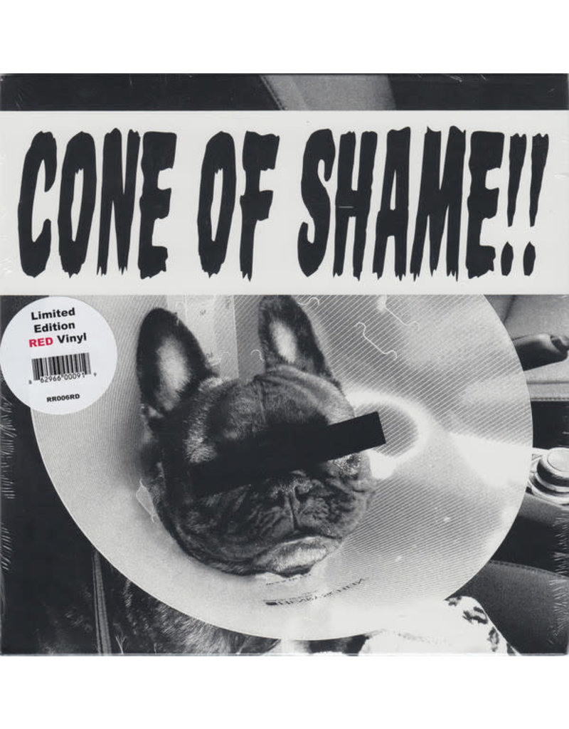 """RK Faith No More – Cone Of Shame!! 7""""[RSD2016], Limited Edition, Red Translucent"""