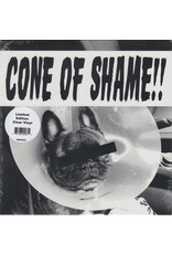 "RK Faith No More ‎– Cone Of Shame!! 7"" (2016) Limited Edition, Clear"