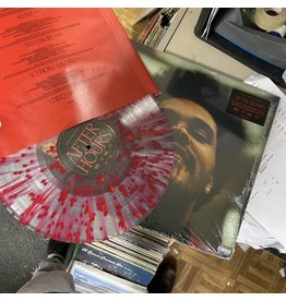 The Weeknd – After Hours (2020), Red Splatter Coloured Vinyl