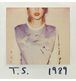 PO TAYLOR SWIFT - 1989 LP