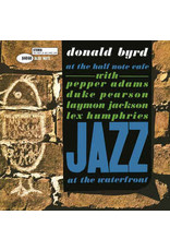JZ Donald Byrd ‎– At The Half Note Cafe Volume 1 LP