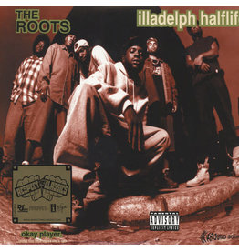 HH The Roots ‎– Illadelph Halflife 2LP(20TH ANNAVERSARY)