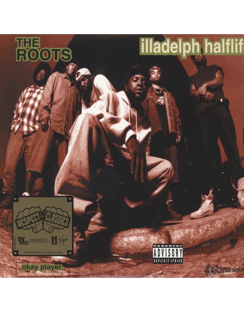 HH The Roots – Illadelph Halflife 2LP(20TH ANNAVERSARY)