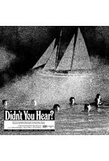 Mort Garson – Didn't You Hear? LP (2020 Reissue), Silver Vinyl