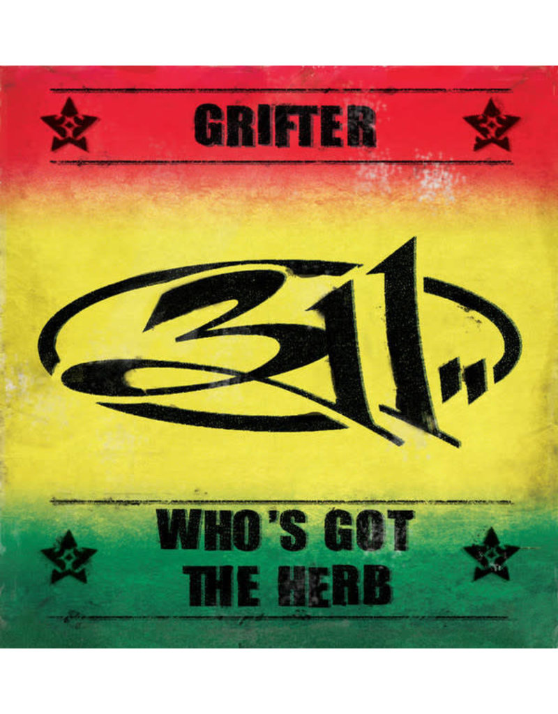 "RK 311 ‎– Grifter/Who's Got The Herb 7"" (RSD 2015)"