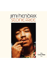 "RK Jimi Hendrix – Stone Free  7"" (2017)"