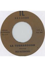 "RK NICK WATERHOUSE/NICK & BRIT - LA TURNAROUND B/W I CRY 7"""