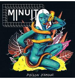 """N/A MINUIT - POISON D'AMOUR/LA FIEVRE 7"""" (RSD2016)"""