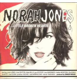 PO Norah Jones ‎– ...Little Broken Hearts 2LP