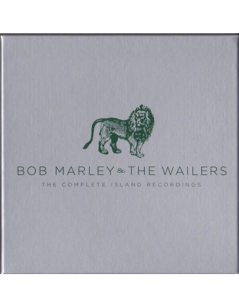 Bob Marley & The Wailers - The Complete Island Recordings 11CD Box set