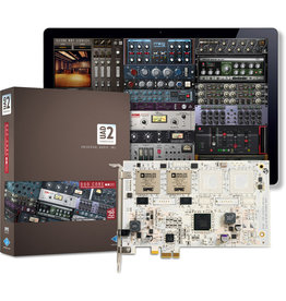 Universal Audio UAD - UAD 2 DUO CORE AUDIO PCI DSP plus NEW ANALOGUE CLASSICS BUNDLE