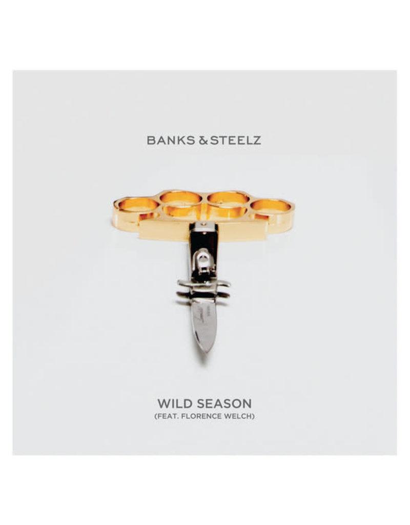 RK Banks & Steelz Feat. Florence Welch – Wild Season [RSD2017]