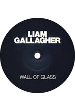 """RK Liam Gallagher – Wall Of Glass 7"""" (2017), Second Edition"""
