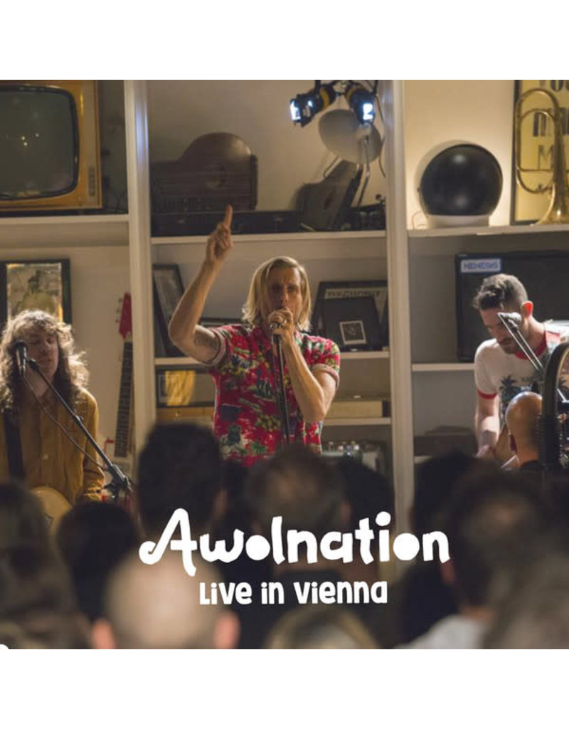 """RK/IN Awolnation – Live In Vienna 7"""" (2018)"""
