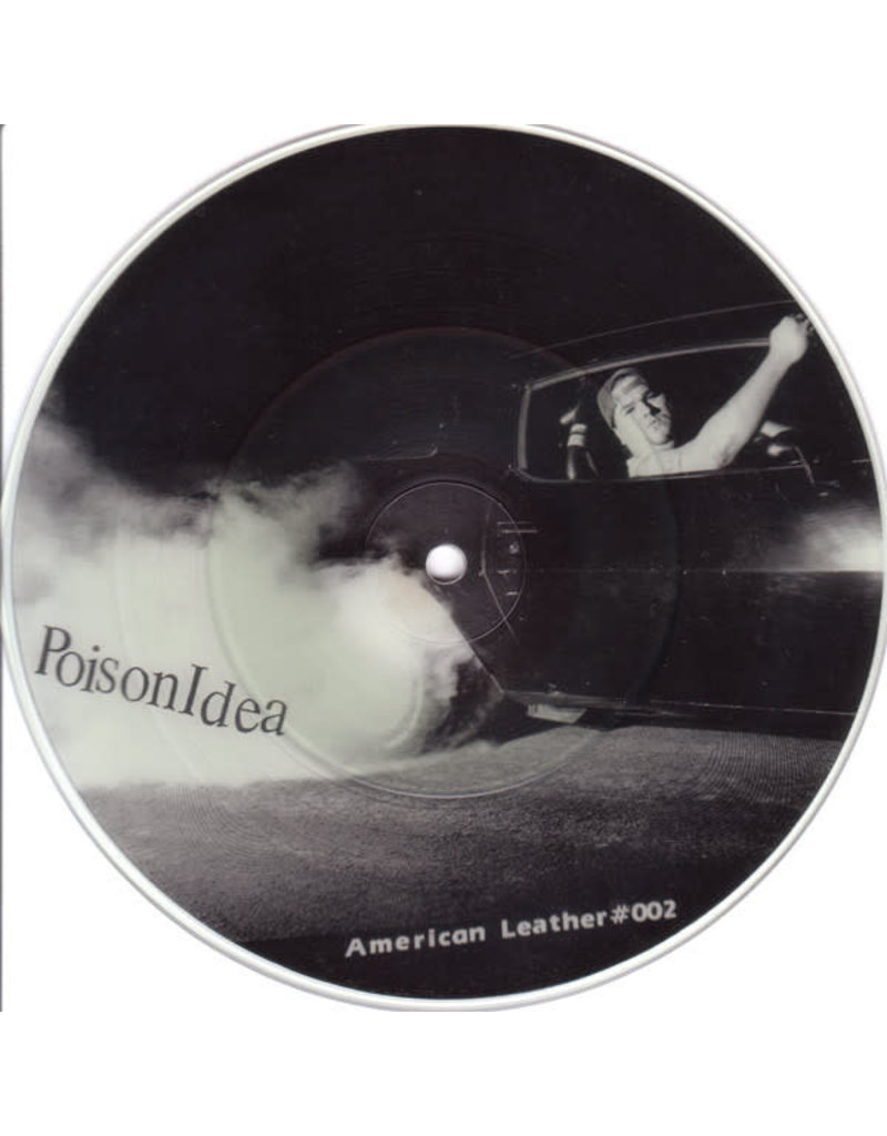RK Poison Idea ‎– Just To Get Away 7""