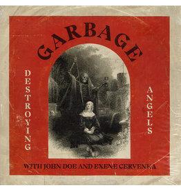 """RK/IN Garbage – Destroying Angels 7""""[RSDBLK18]"""
