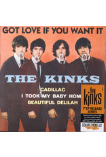 RK The Kinks – Got Love If You Want It [RSD2017]