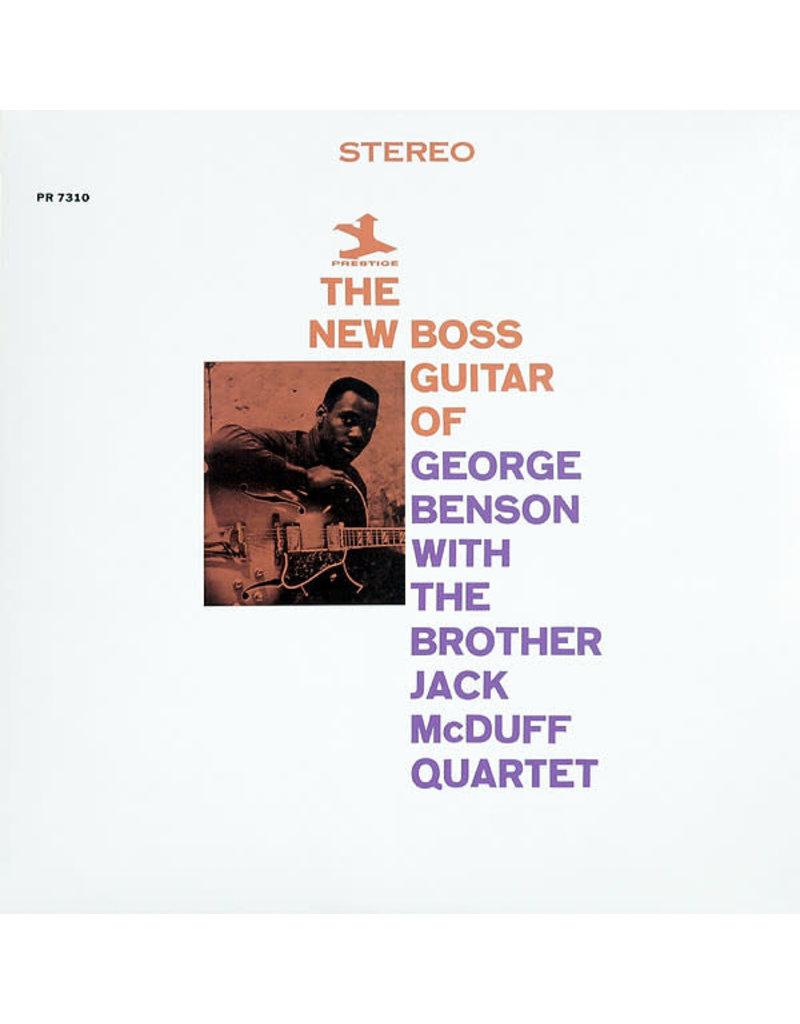 JZ George Benson - The New Boss Guitar Of George Benson LP