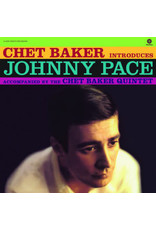 JZ Chet Baker Introduces Johnny Pace Accompanied By The Chet Baker Quintet - S/T LP, 180g