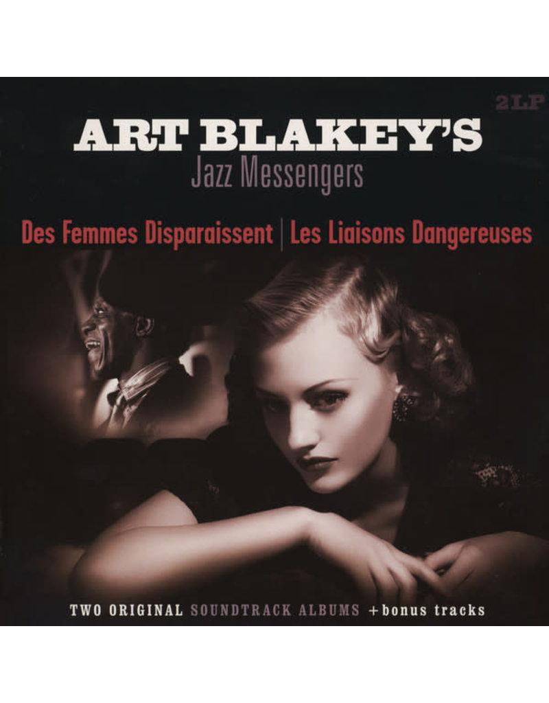 JZ Art Blakey's Jazz Messengers - Des Femmes Disparaissent - Les Liaisons Dangereuses 2LP (2015) Compilation