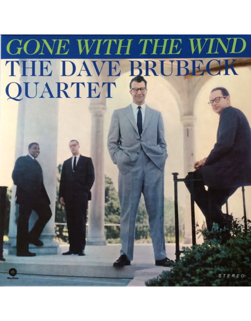 JZ The Dave Brubeck Quartet – Gone With The Wind LP